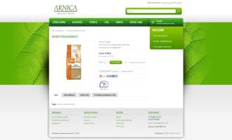 ARNICA - zdrowa żywność