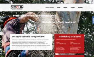 MOCLIN - Prace na wysokości
