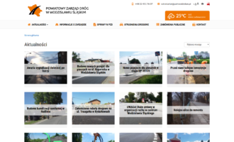 Powiatowy Zarząd Dróg w Wodzisławiu Śląskim