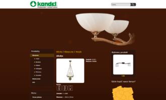Kandel - producent oświetlenia