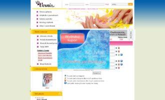 Vernis - katalog stylistek i wizażystek