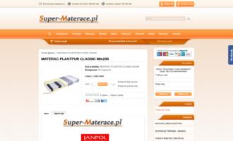 Super materace