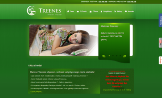TREENES - Producent materacy